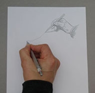 Hand Drawing By Micah Lexier
