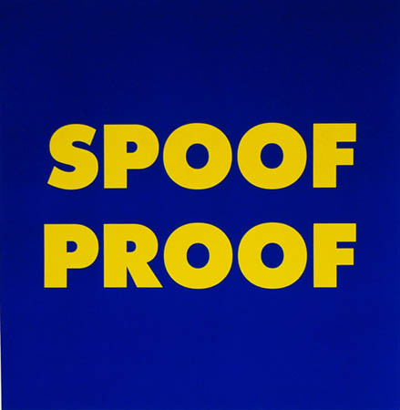 Spoof Proof By Kay Rosen